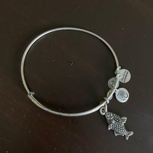 Fish Alex and ani bracelet